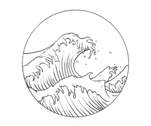 ocean, waves, and water image