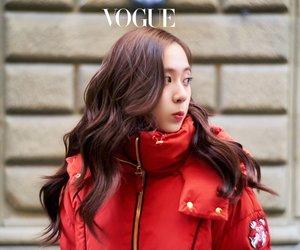fx, girl, and krystal jung image