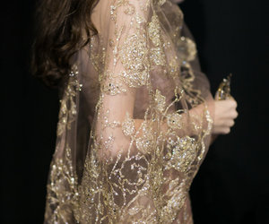 Couture, gold, and elie saab image
