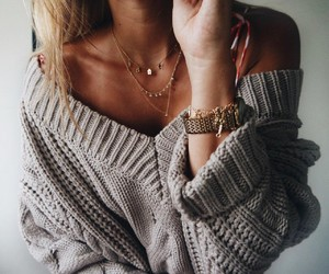 accessories, cosy, and fashion image