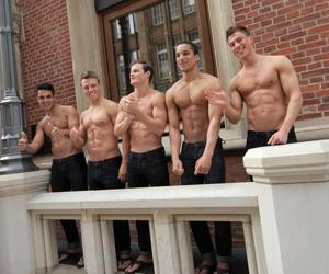 abs, sexi, and boys image