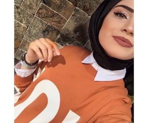 fashion, girls, and islam image