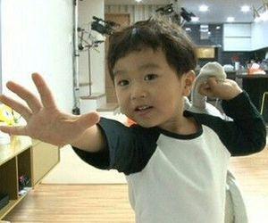 baby, sungjae, and korea image