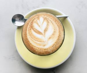 coffee, coffee art, and coffee break image