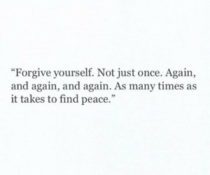 quotes, again, and forgive image