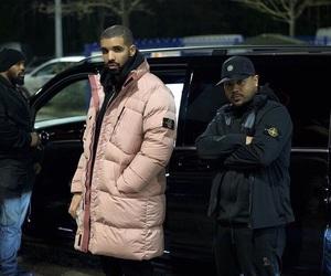 Drake and pink image