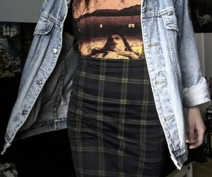 alternative, grunge, and outfit image