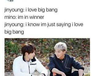 kpop, winner, and kpop meme image