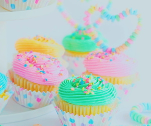 cakes, pastels, and sweet treats image