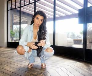 kourtney kardashian and kuwtk image