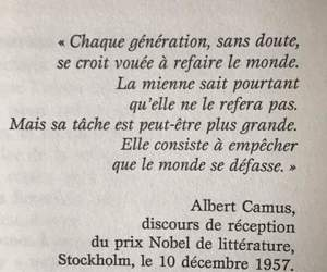 albert camus, beautiful, and camus image