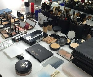 makeup, article, and chanel image