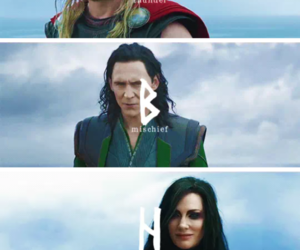 cate blanchett, family, and Marvel image