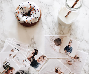 donuts, food, and photo image