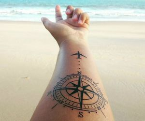 tattoo and travel image