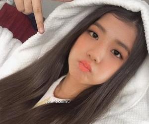 korean, kim jisoo, and jisoo image