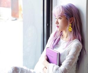 korean, kpop, and ahn heeyeon image
