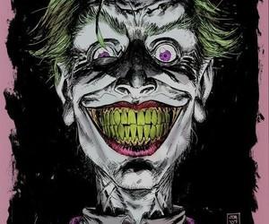 joker, cute, and love image