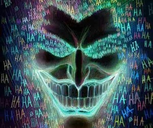 ha, wallpaper, and joker image