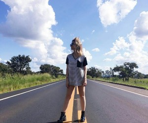 photography, pretty, and road image