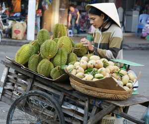 durian, fruit, and sony alpha image
