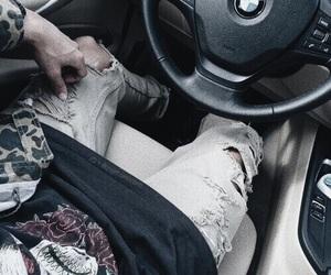 car, ghetto, and theme image