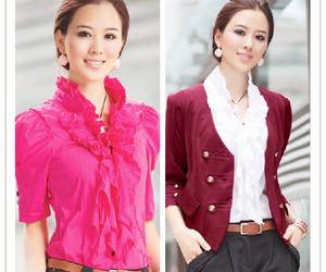 blouses and shirts image