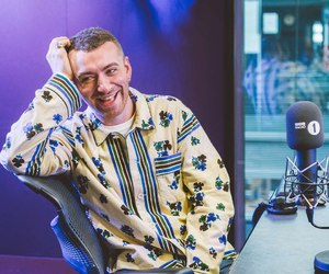 bbc radio, the thrill of it all, and . sam smith image