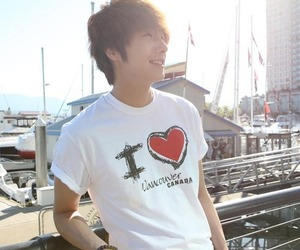 boyfriend, red, and south korea image