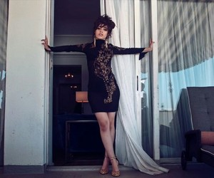 beautiful, dress, and Hot image