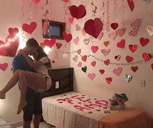 couple, love, and surprise image