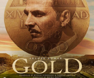 gold and indian cinema image