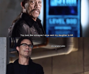 cw, danny trejo, and funny image
