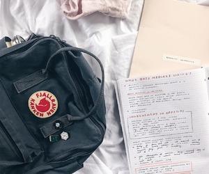 study, bag, and school image