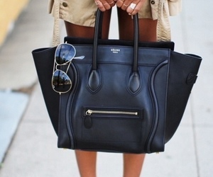 celine, fashion, and tote bag image