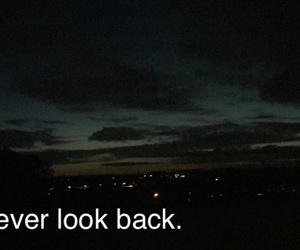 Darkness, Lyrics, and night image