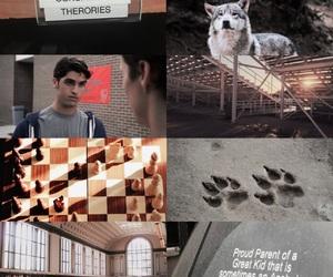 OC, teen wolf, and derek hale image