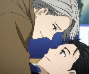 anime, icons, and yuri on ice image