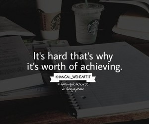 college, exam, and hard work image