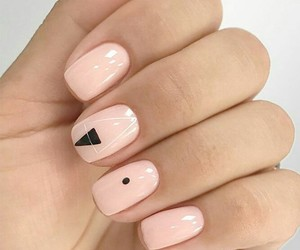 nail, uñas, and nail art image