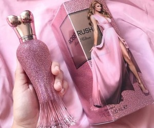 pink, scent, and cute image