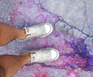 alternative, converse, and shoes image
