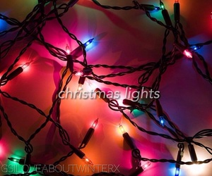 candles, candy canes, and december image
