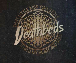 bmth, bring me the horizon, and deathbeds image