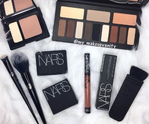 beauty, Brushes, and chic image
