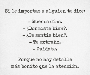 Detalles, frases, and atencion image