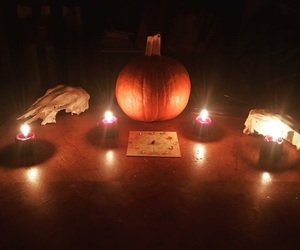 fall, pagan, and witch image