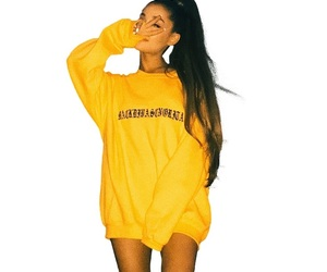 png, transparent, and arianagrande image