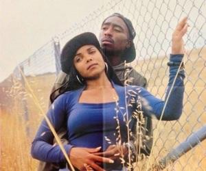 tupac, 90s, and janet jackson image