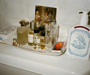bathroom and perfume image